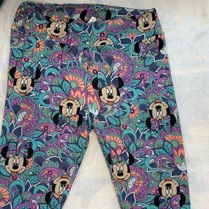 GUC Disney LuLaRoe Leggings